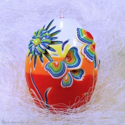 Carved egg 05